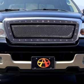 2004-2008 Ford F150 Special Edition Chrome Grille-(Insert)