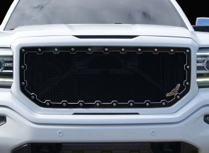 2016-2017 GMC Sierra Brute Machined Grille
