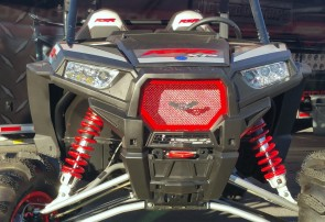 2014-2015 RZR Polaris 1000XP Framed Mesh Grille